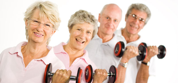 Strength training helps with diabetes