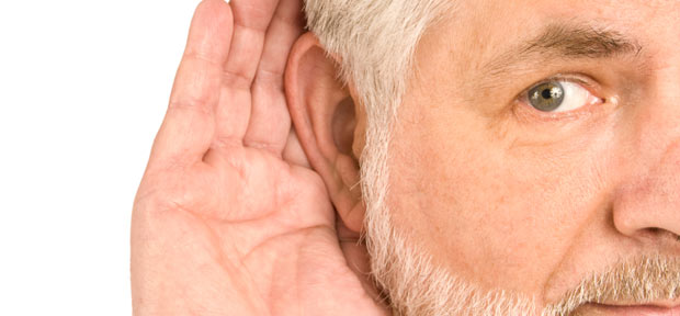 Hearing loss may signal dementia