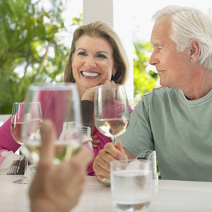middle-class over-50s are problem drinkers