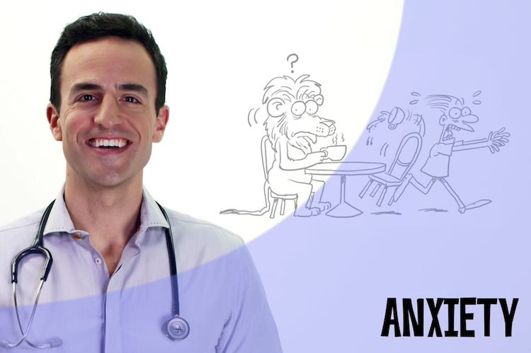 Video: Anxiety - Dr Golly