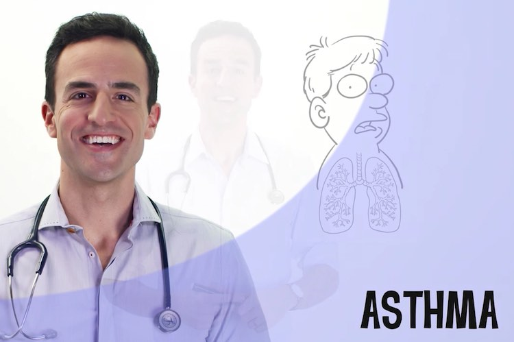 Video: Asthma - Dr Golly