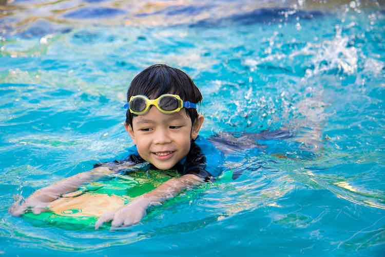 Asthma: can swimming help?