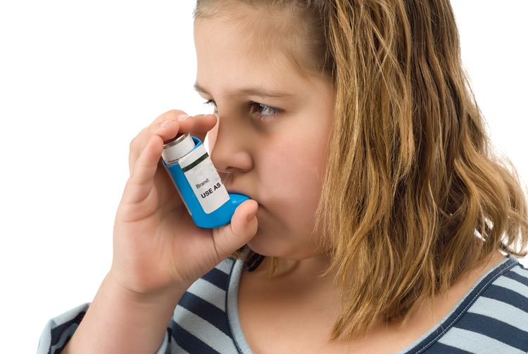 No relief at school for Australian kids with asthma