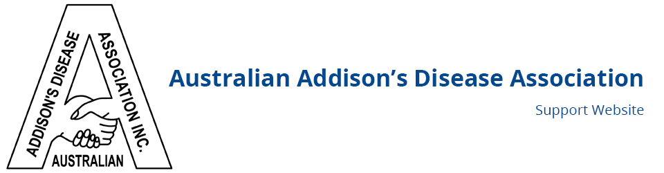 Australian Addisons Disease Association (AADA)