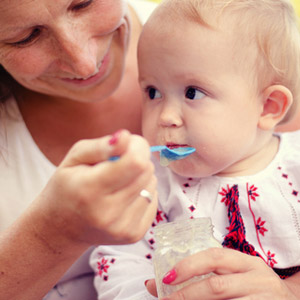 commercial baby foods have too much sugar