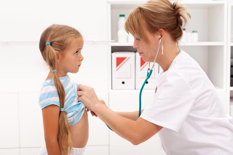 Habit cough in children