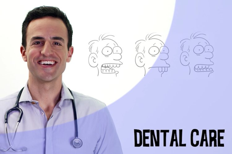 Video: Dental care - Dr Golly