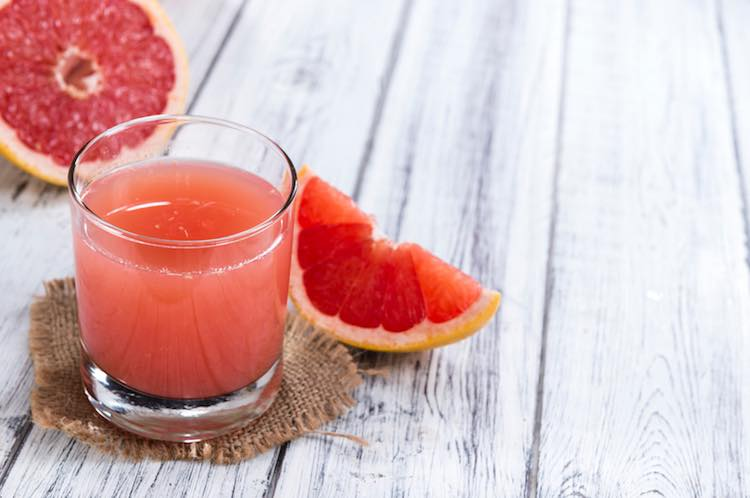 Grapefruit interactions with medicines