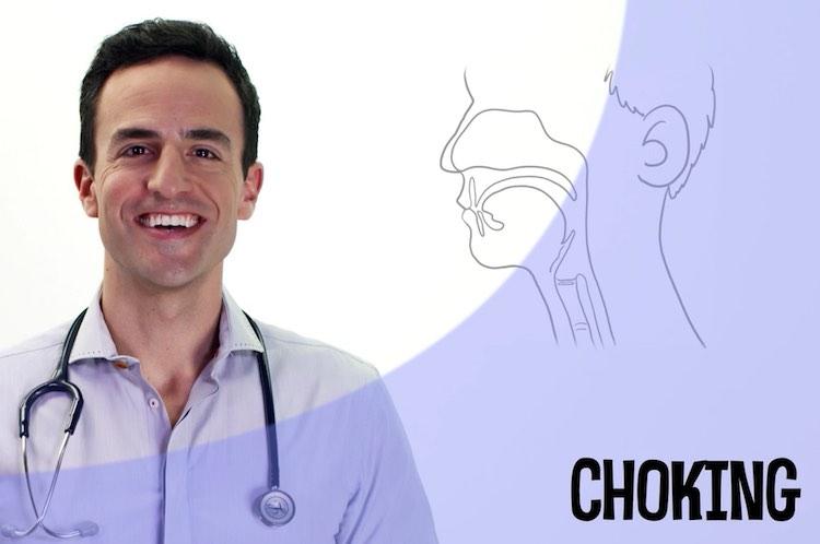 Video: Choking - Dr Golly
