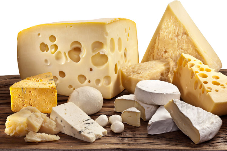 how to cut different types of cheese
