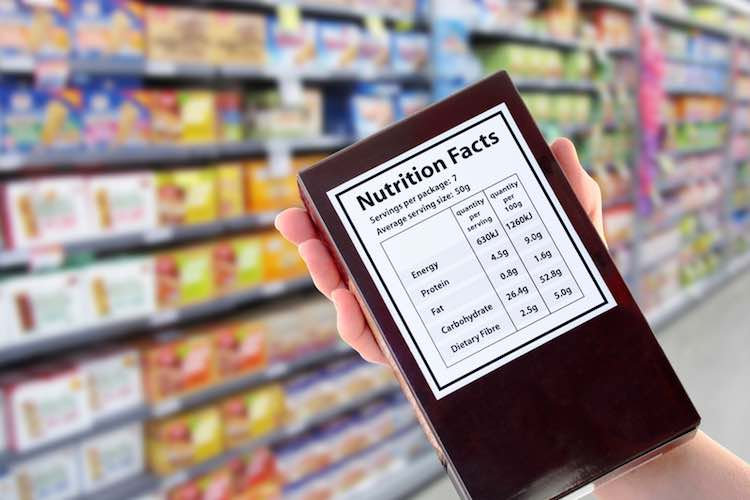 Food labels: a guide to reading nutrition labels