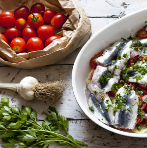 Mediterranean diet is good for your gut