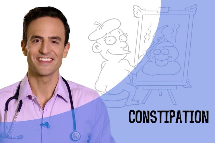 Video: Constipation - Dr Golly