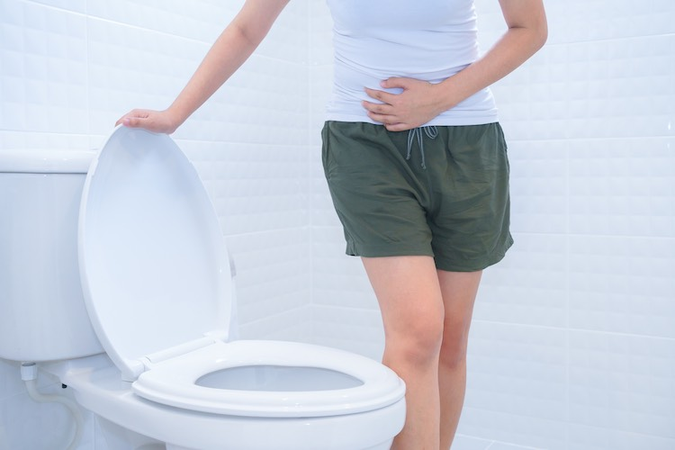 Constipation: causes and symptoms