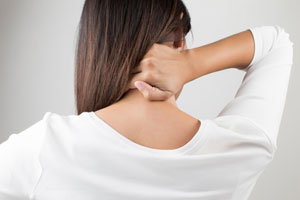 Neck pain: treatment