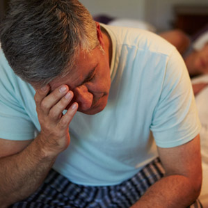 coffee and alcohol to blame for sleep problems of over-55s