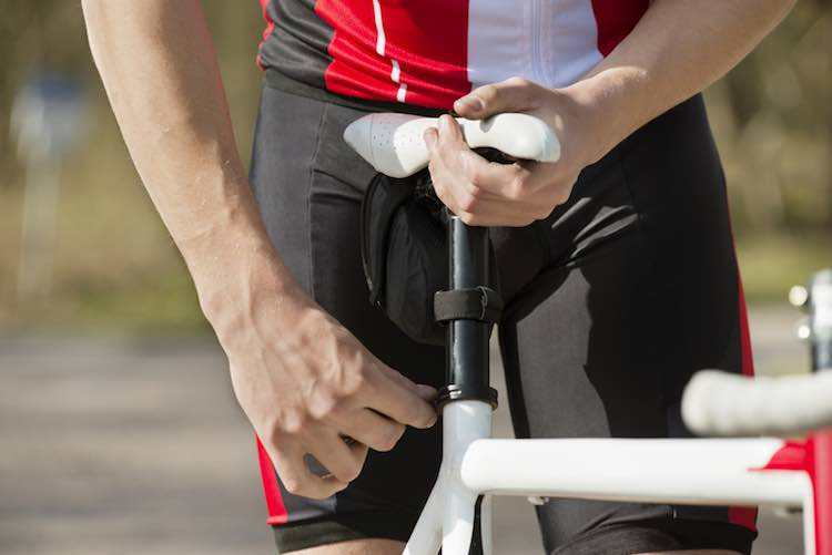 Erectile dysfunction and cycling