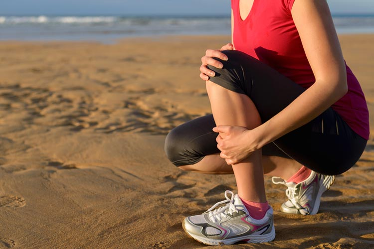 Shin pain (shin splints)