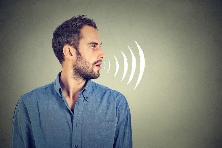 Voice changes